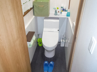 トイレリフォーム 様々なご要望にお応えしたお客様のためのトイレ