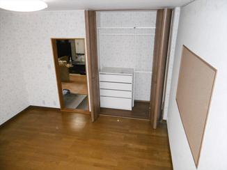 内装リフォーム 使用していない部屋を明るく可愛らしい子供部屋に