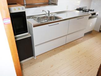 キッチンリフォーム 予算内でご要望を実現!明るくキレイなキッチンスペース