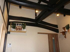 戸建フルリフォーム築100年の家屋を見栄えよく安心・快適にフルリフォーム